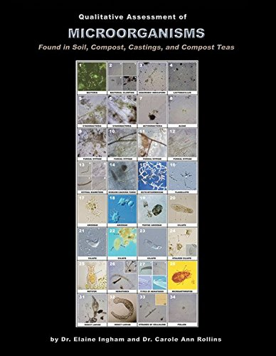 Microbe Manual (Elaine Ingham Compost Tea compare prices)