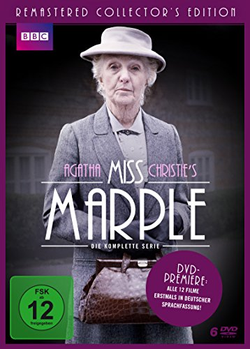 Agatha Christie's Miss Marple [6 DVDs]