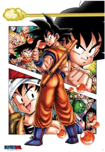 """ドラゴンボール """"DB /孫悟空物語""""ポスター DRAGON BALL """"DB/ Son Goku story"""" Poster"""