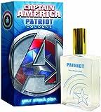 JADS International Avengers Patriot Cologne Spray for Men, 3.4 Fluid Ounce