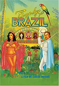 "Cover of ""Bye Bye Brazil"""