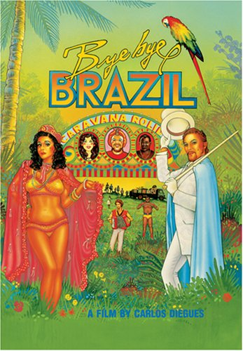 Cover art for  Bye Bye Brazil