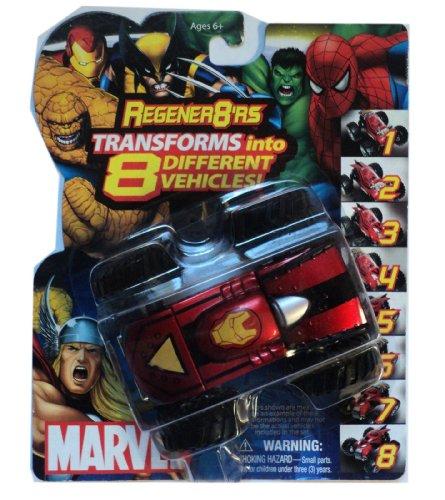 Marvel Regener8'rs - Iron Man