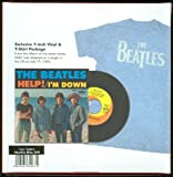 Help! / I'm Down (7-inch Vinyl & Picture Sleeve with S/M Beatles Logo T-Shirt) [Original Recording Reissued and Remastered, Special Limited Edition]