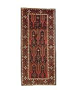 L'EDEN DEL TAPPETO Alfombra Beluchistan Rojo/Multicolor 128 x 282 cm