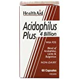 HealthAid Acidophilus Plus 4 Billion - 60 Vegicapsby HealthAid