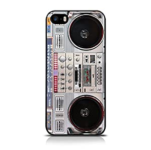 Call Candy Vintage Retro Old Skool Boom Box Case for iPhone 5S - Photographic