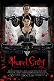 HANSEL AND GRETEL : WITCH HUNTERS - JEREMY RENNER - US MOVIE FILM WALL POSTER - 30CM X 43CM