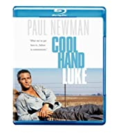 "Cover of ""Cool Hand Luke [Blu-ray]"""
