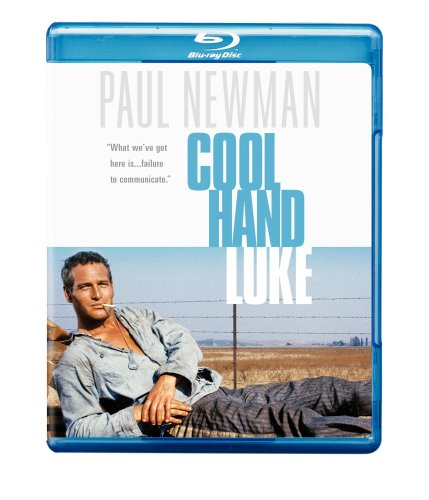 Cool Hand Luke [Blu-ray] starring Paul Newman and George Kennedy, Mr. Media Interviews