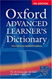 Oxford Advanced Learner's Dictionary, Seventh Edition: International Student's Edition with Compass CD-ROM Oxford University Press