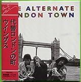 THE ALTERNATE LONDON TOWN Mini LP CD OBI