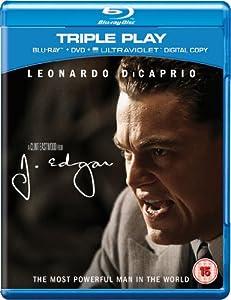 J. Edgar - Triple Play (Blu-ray + DVD + UV Copy) [2012] [Region Free]
