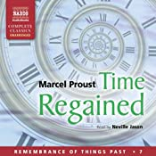 Time Regained: Remembrance of Things Past, Volume 7 | Marcel Proust