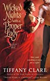 img - for Wicked Nights With a Proper Lady (Dangerous Rogues) book / textbook / text book