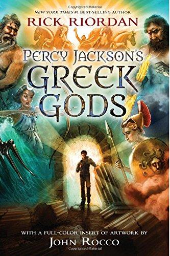 Percy Jackson's Greek Gods PDF