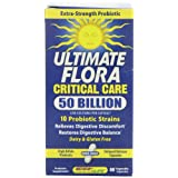 Renew Life Ultimate Flora Critical Care 50 Billion, 60-Count ~ Renew Life