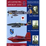 LUFTWAFFE ACES 2 - MARKINGS & DECALS (LUFTWAFFE ACES)by Marek J Murawski