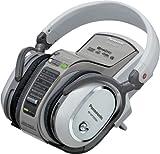 Panasonic デジタルワイヤレスサラウンドヘッドホン ホワイト RP-WF5500-W