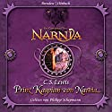 Prinz Kaspian von Narnia (Chroniken von Narnia 4) (       UNABRIDGED) by C. S. Lewis Narrated by Philipp Schepmann