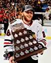 Patrick Kane – Conn Smythe Trophy at game 6 of the 2013 Stanley Cup NHL 8×10 Photo (Chicago…