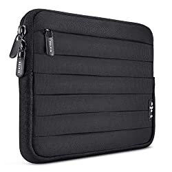 Belkin Universal Pleated Sleeve for 8in Tablet (Black)