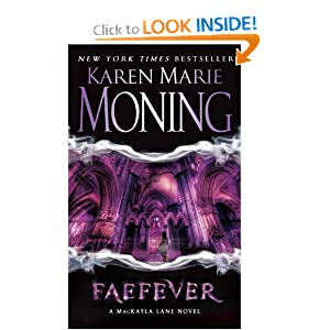 Faefever: A Fever Novel by Karen Marie Moning
