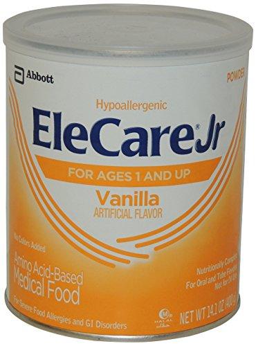 EleCare Powder Jr. Vanilla 14.1 Oz - 1