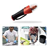 Electric Fish Scaler Cordless Powerful Fishing Scaler Red
