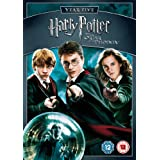Harry Potter and the Order of the Phoenix [DVD] [2007]by Daniel Radcliffe