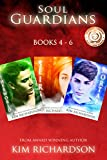 Soul Guardians 3-Book Collection: Netherworld #4, Seirs #5, Mortal#6