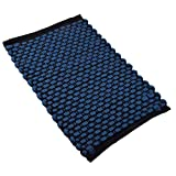 Cotton Club Zone Blue Tone Stripes Doormat