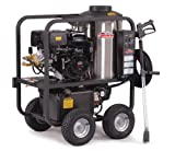 Shark SGP-353037E 3,000 PSI 3.5 GPM Honda Gas Powered Hot Water Commercial Series Pressure Washer