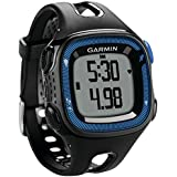 Garmin Forerunner 15 Running GPS Watch Black Blue 010-01241-00
