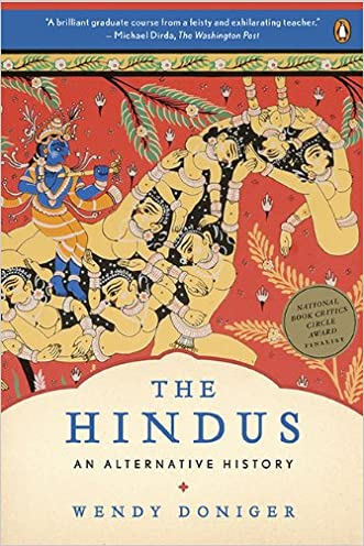 The Hindus: An Alternative History written by Wendy Doniger