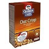 Quaker Oat Crisp 6x375g