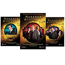 Murdoch Mysteries Bundle Package