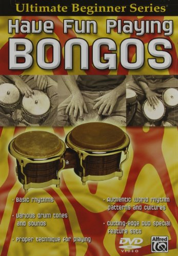 ubs-have-fun-playing-hand-drums-bongos-import-anglais
