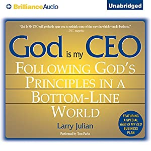 God Is My CEO Audiobook