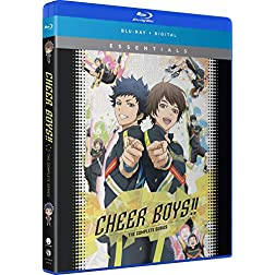 Cheer Boys!!: The Complete Series [Blu-ray]