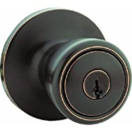 Steel Pro Entry Lockset-ORB CP TULIP ENTRY LOCK