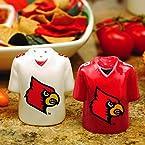 Jersey Salt and Pepper Shaker Set - Louisville