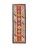 RugSense Alfombra Persian Kashkai Rojo/Multicolor 304 x 82 cm