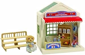 Sylvanian Families Sylvanian Games Grandstand & Souvenir Shop