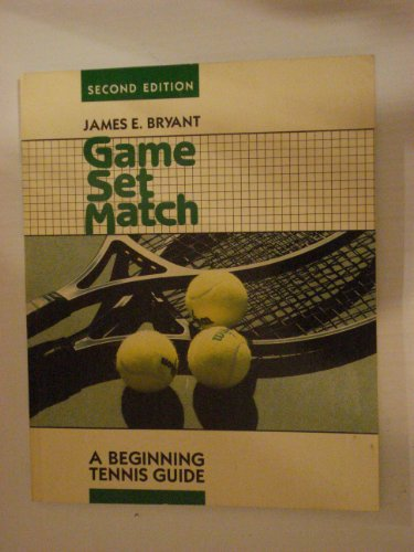 Game Set Match, James Bryant