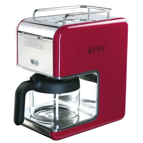 Kenwood CM021 kMix Coffee Maker, Raspberry Red