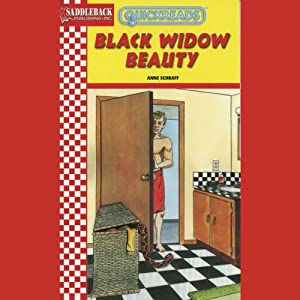 Black Widow Beauty: Quickreads | [Anne Schraff]