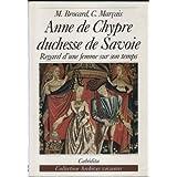 Anne de Chypre, duchesse de Savoie, 1418-1462