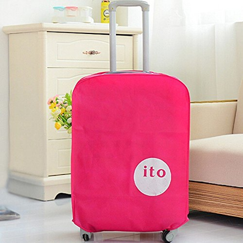 28″ Dust-proof Travel Luggage Protection Cover Trolley Suitcase Bag