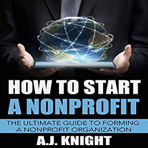 How to Start a Nonprofit Audiobook